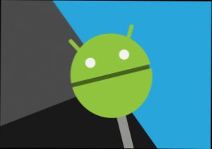 Структура URI контента в Android