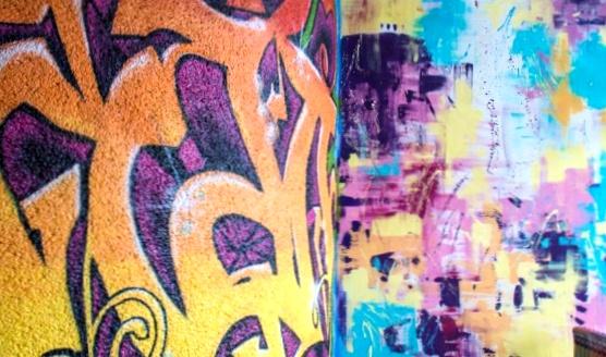 Граффити - это искусство